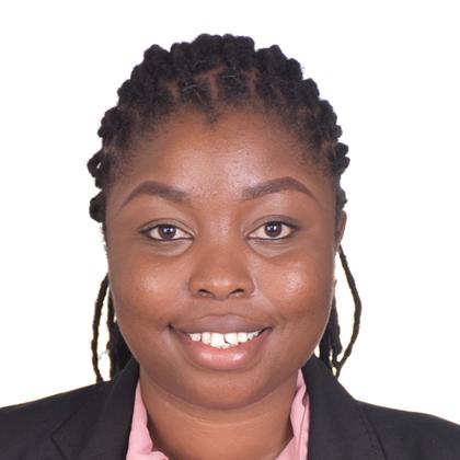 Portrait of Janet Mwaka