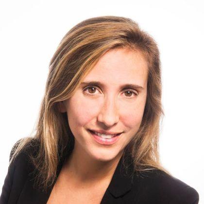 Portret van Virginie Dor
