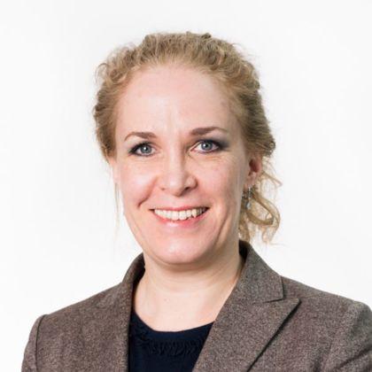 Portrait of Victoria Peckett