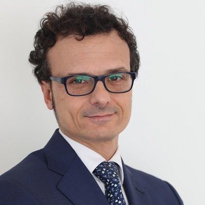 Portrait of Mirko Daidone