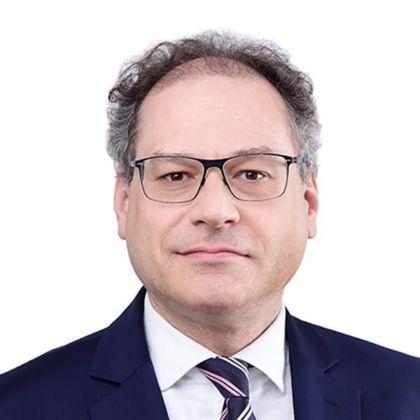 Portrait of Christoph Wolf
