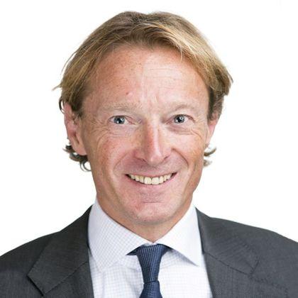 Portret van Michiel Dijk