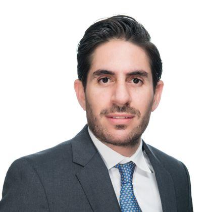 Portrait of Luis Fernández