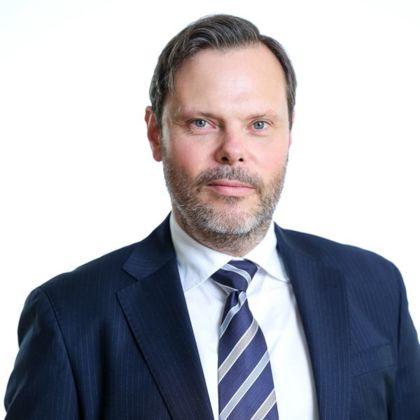 Portrait of Nils-Kristian-Lie