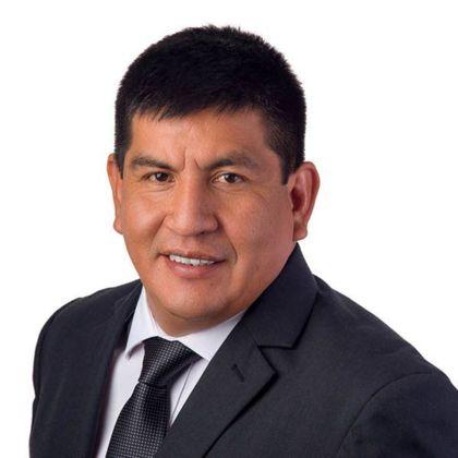 Portrait of Roberth Rojas