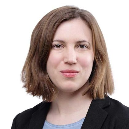 Portrait of Daniela Krömer
