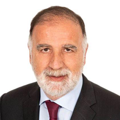 Portrait of Massimo F. Dotto