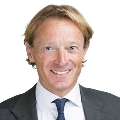 Portrait of Michiel Dijk