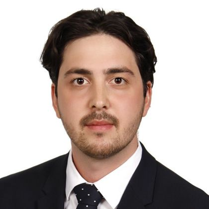 Portrait of Luka Abrlić, Associate, CMS Zagreb