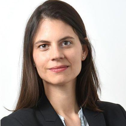 Portrait of Audrey Ballester