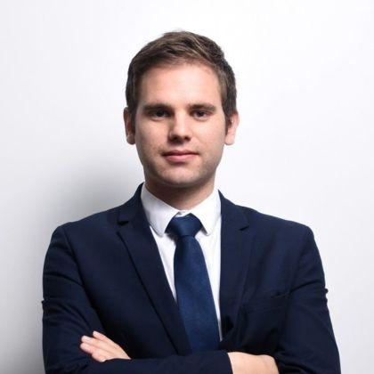 Portrait of Michaël Dearden