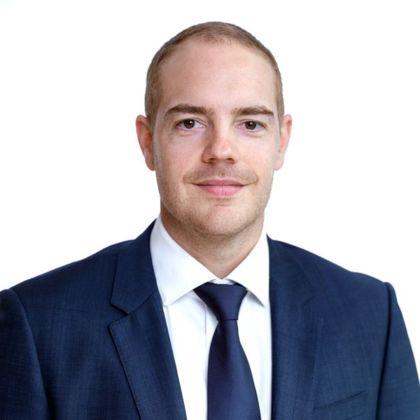 Portrait of Kenneth-Braaten