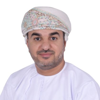 Portrait of Amur Al Rashdi