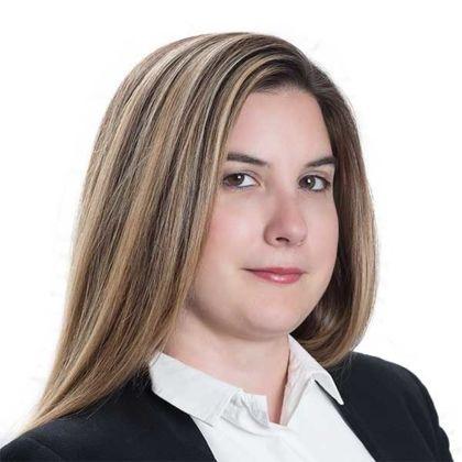 Portrait of Jovana Bingulac
