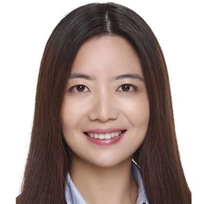 Portrait of Vera Zhang