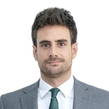 Portrait of Mario Maier