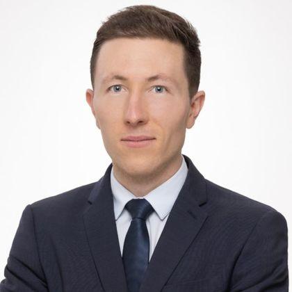 Portrait of Cedric Dvoratchek
