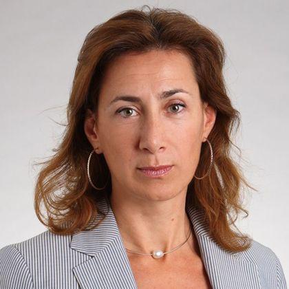 Portrait of Paola Ghezzi