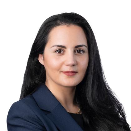 Portrait of Dena Mokhberolsafa