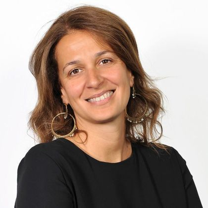 Portrait of Rita Gouveia
