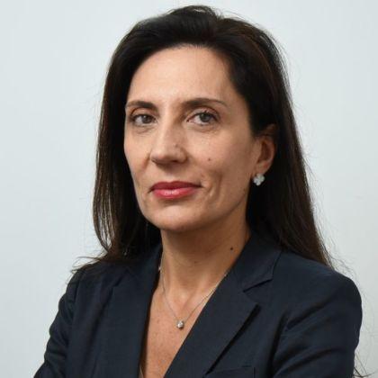 Portrait de Géraldine Gazo