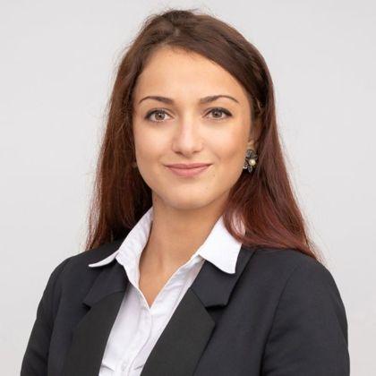 Portrait of Rossana Tsenova