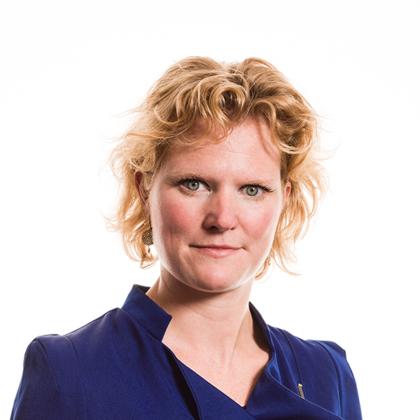 Portrait of Nicole Kuijer