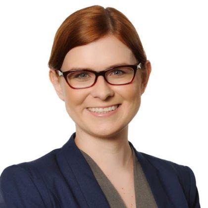 Portrait of Martyna Markiewicz