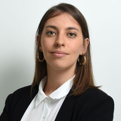 Portrait de Justine Mounier