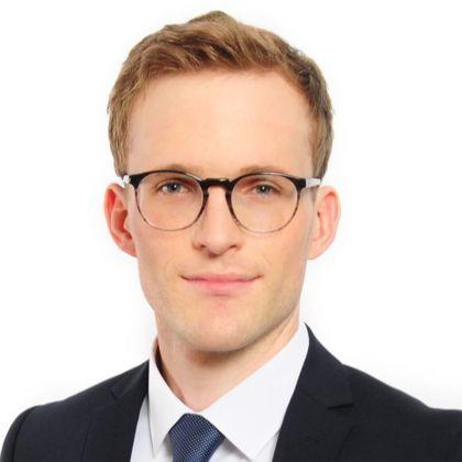 Portrait of Denis Schlimpert