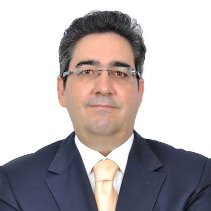 Portrait of Luís Miguel Romão