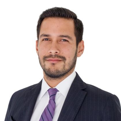 Portrait of Gonzalo Puertas