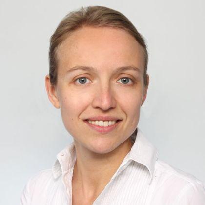 Portrait of Sophie Mahy