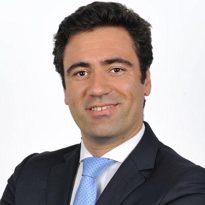 Portrait of João Paulo Gomes