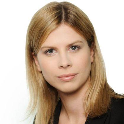 Portrait of Aleksandra Kuznicka - Cholewa