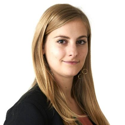 Portrait of Charlotte Beston
