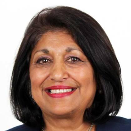 Portrait of Ashwini Bhandari