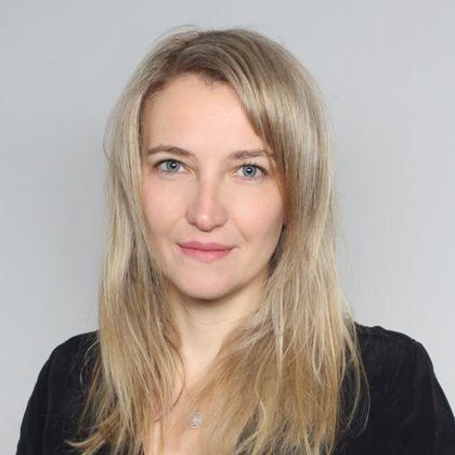 Portrait de Géraldine Machinet