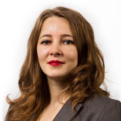 Portrait of Raluca Diaconeasa