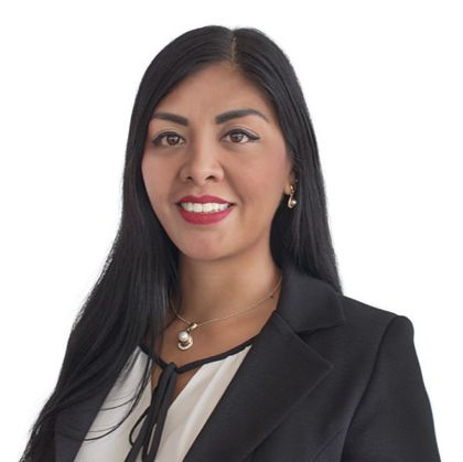 Portrait of Jenifer Rodriguez