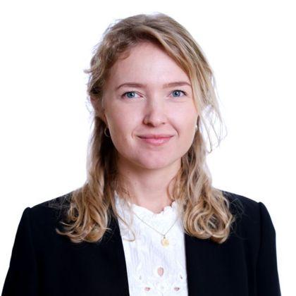 Portrait of Mari-Klungsoyr-Kristiansen