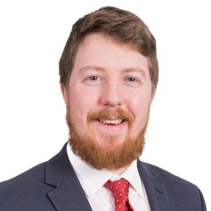 Portrait of Adam Ferris