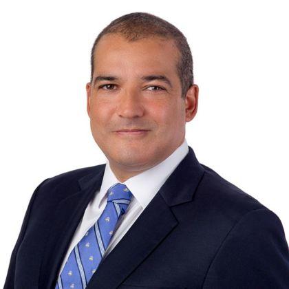 Portrait of Raúl Ravina