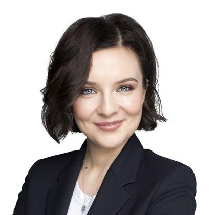 Portrait of Tetyana Dovgan