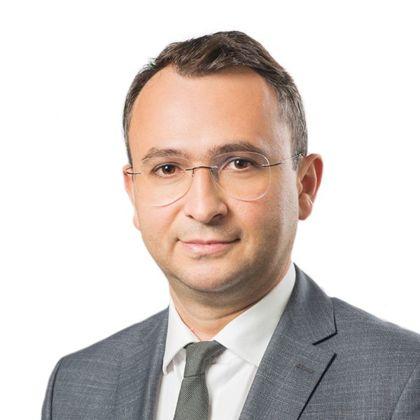 Portrait of Dimitar Zwiatkow
