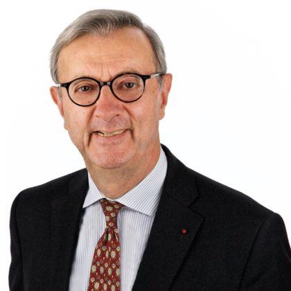 Portrait de Olivier Dutheillet de Lamothe