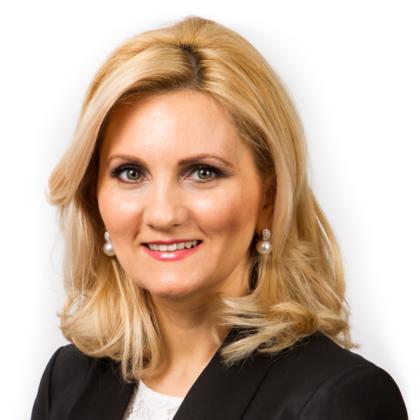 Portrait of Varinia Radu
