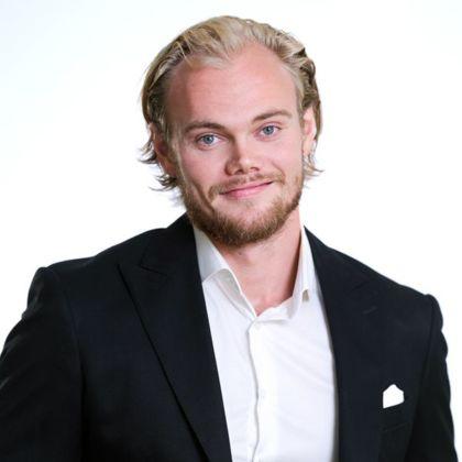 Portrait of Henrik-Gronstad