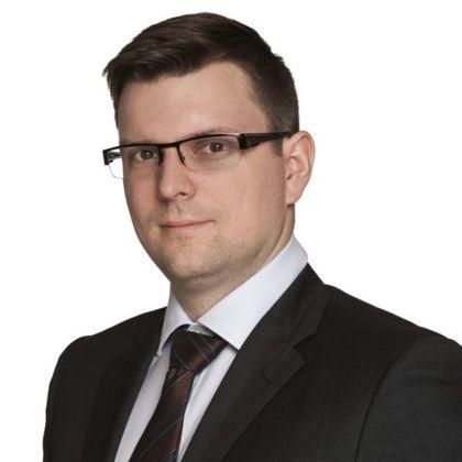 Portrait of Lukáš Výmola