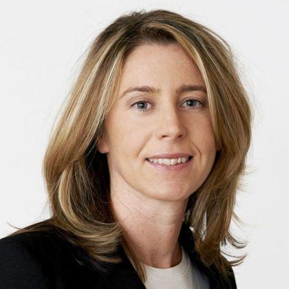 Portrait of Kristy Duane